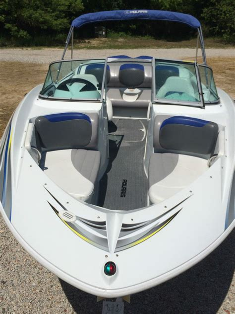 polaris boats polaris ex2100 2004 for sale for 5 000 boats from usa