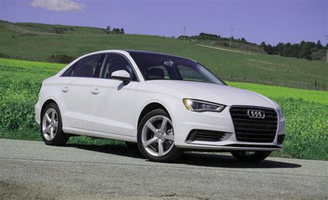 2015 Audi A3 Review Automobile Magazine 2015 Audi A3 Sedan Review