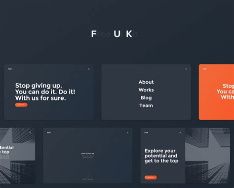 free web mobile 80 free flat ui kits psd for mobile apps websites