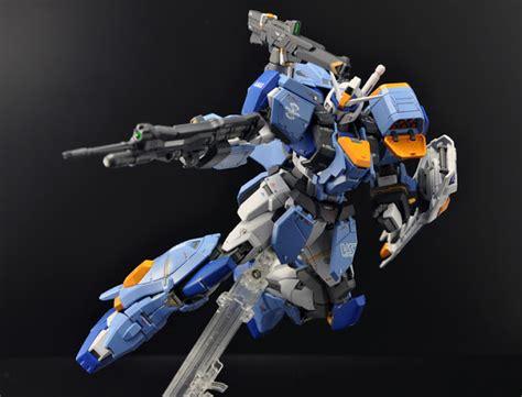 Gundam Mg 1100 Duel Assault Shroud Bandai mg 1 100 duel gundam assault shroud painted build gundam