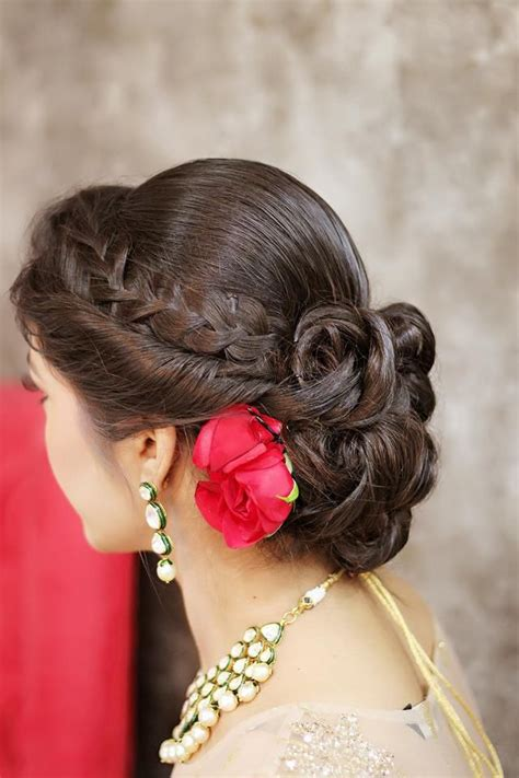 Hairstyles For Hair Indian by The 25 Best Indian Hairstyles Ideas On Indian