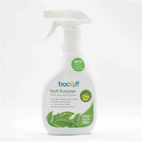 multi purpose bacoff multi purpose cleaner nature s market