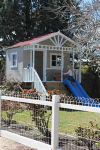 Plans For Cubby Houses Cubby House Plans Cubby House Inspiration
