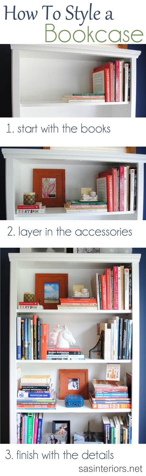 how to style a bookcase how to style a bookcase home decorating diy