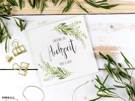 Hochzeitseinladungskarten Hochzeitseinladungskarten by Neue Hochzeitseinladungskarten Bonbon Villa