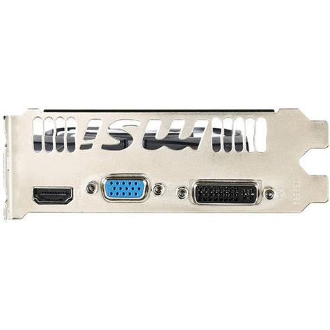 Msi Vga Nvidia N730 2gd3v3 Hitam msi nvidia geforce gtx 730 2gb ddr3 pci express 2 0