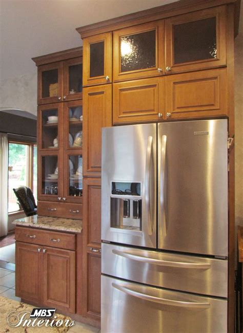 Medium Brown Kitchen Cabinets 71 Best Kitchens Medium Brown Images On Pinterest Medium Brown Brown Cabinets And Cabinet
