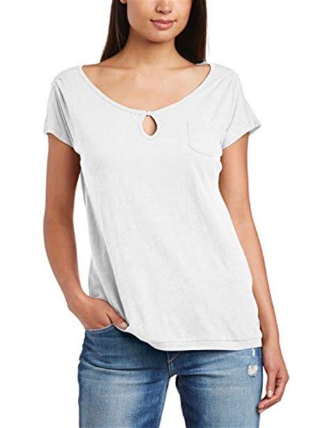 Edc Esprit Lace Shirt Branded edc by esprit s 084cc1k011 sleeve t shirt white ivory size 12