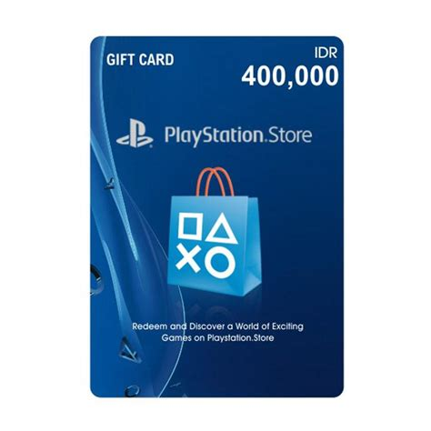 Psn 400 000 Idr Psn Playstation Network Card Reg 3 jual sony playstation network card voucher idr 400 000