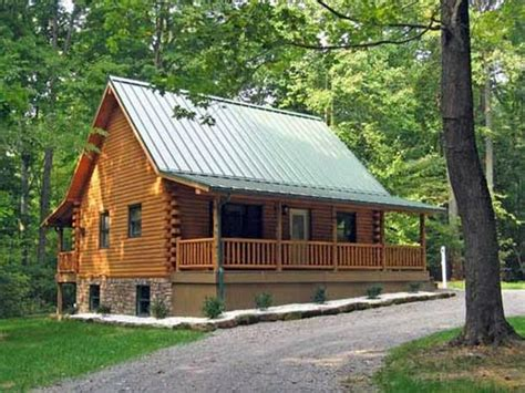 small cabin plans with porch small log homes small log home with loft http