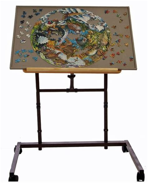 puzzle table top 25 best ideas about puzzle table on puzzle