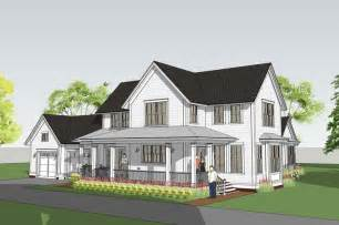 New Farmhouse Plans by Modern Farmhouse With Floor Master Withrow