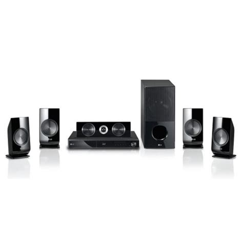 home theater systems 3d blue 5 1 lg lhb336 1100w 3d