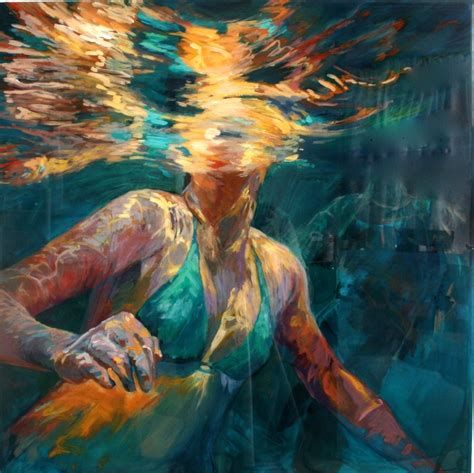 acrylic painting layers 17 best images about water portrait paintings on