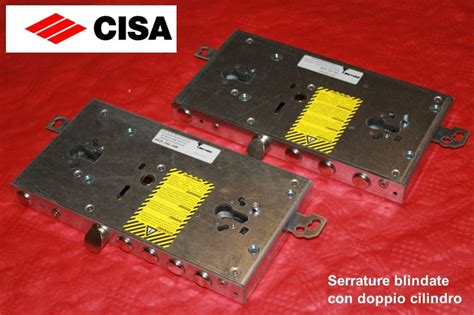 serrature porte blindate cisa vendita serrature porte blindate cisa con cilindro europeo