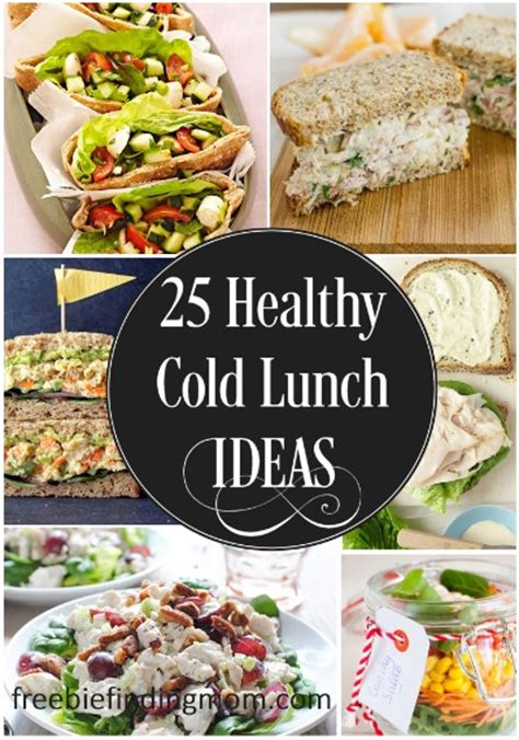 cold dinner ideas 25 delicious and healthy cold lunch ideas