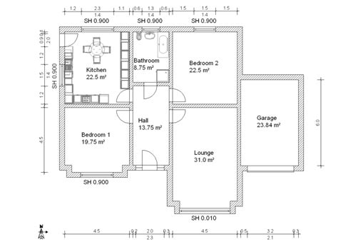 Security Guard House Floor Plan by Grand Designs 3d Bathroom Amp Kitchen Grand Designs 3d