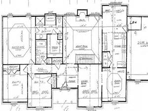 House Plans With Dimensions 5 Bedroom House Floor Plans House Floor Plans With