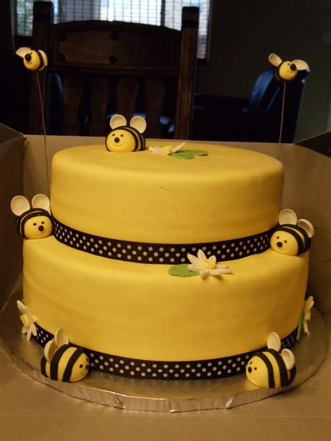Bumble Bee Cake Cakecentral M