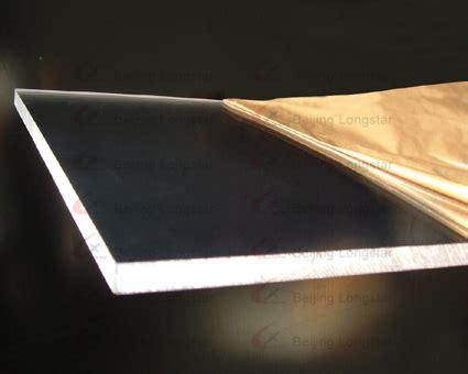 hoja de acrilico cristal 6mm 1 22 m x 2 44 m acrilicos