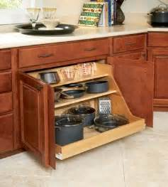 Kitchen Organization Lowes 11 Ways To Organize Pots And Pans Organizing Made
