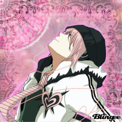 anime boy pink picture 129112447 blingee