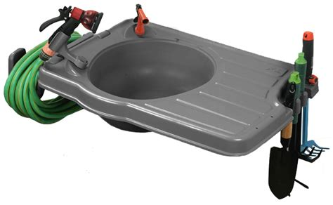 large outdoor sink   maze