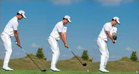 l to l golf swing a modern classic adam scott swing sequence golf swings