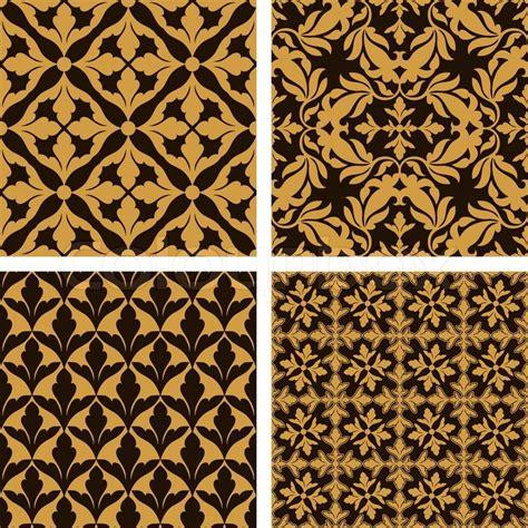 islamic pattern fabric vintage islamic damask backgrounds set beautiful