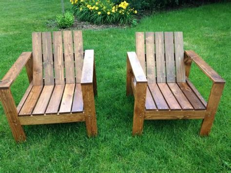 Wooden Outdoor Furniture Best Rustic Outdoor Chairs Ideas On