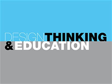 design thinking higher education design thinking in higher education westphal college of