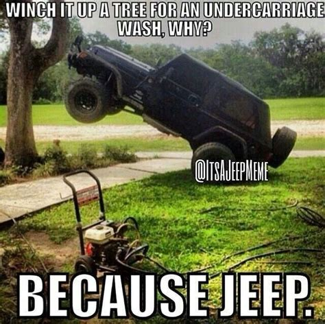 Funny Jeep Memes - pin by shane carder on jeep and 4x4 stuff pinterest
