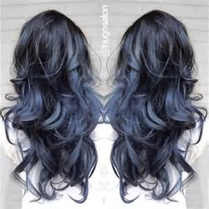 hair color for 40 with blie hot hair color trends 2016 thefashionspot