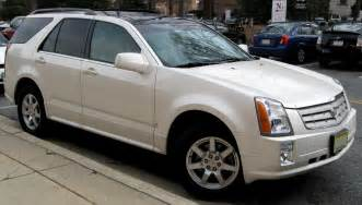 2004 Sts Cadillac For Sale File 1st Cadillac Srx Jpg Wikimedia Commons