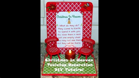 christmas in heaven craft in heaven diy craft with supplies from dollar tree walmart and hobby lobby