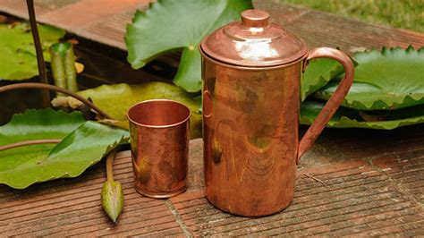 Copper Detox by Treat Yourself To A Copper Detox The Isha
