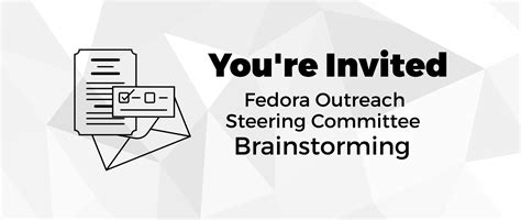 Invitation Letter For Brainstorming Meeting Fedora Ambassador Archives Fedora Community