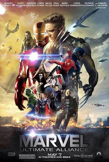 film marvel 2014 top 5 les films fantasm 233 s qu on ne verra sans doute jamais