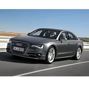 S8 / D4 Audi Database Carlook
