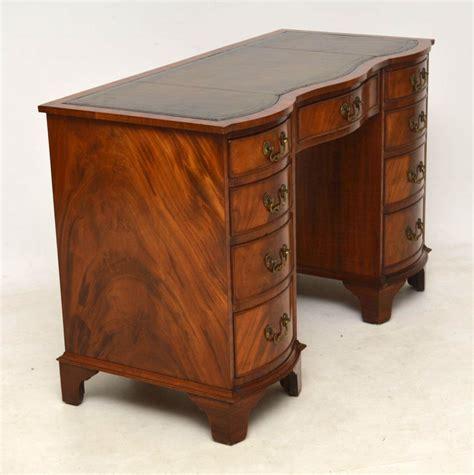 antique leather top desk antique mahogany leather top desk marylebone antiques
