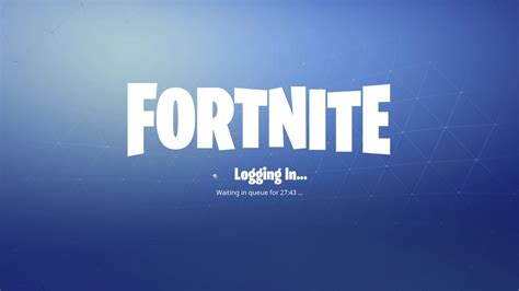 fortnite queue times fix how fortnite queue time fortnite fix this