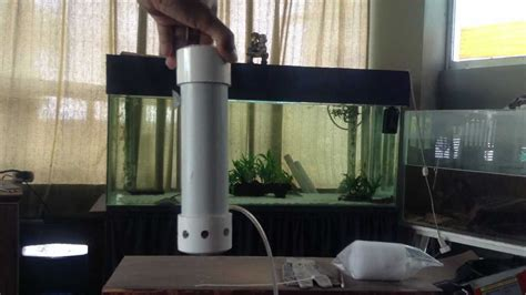 my diy aquarium filter design