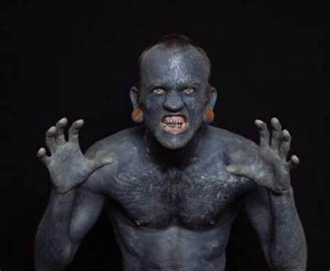 most tattooed man in the world meet the world s most tattooed entertainment nigeria