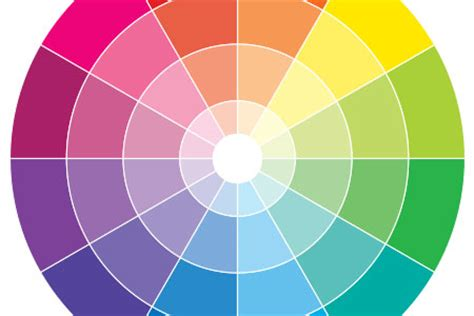paint color wheel color wheel a palette chart guide true value paint