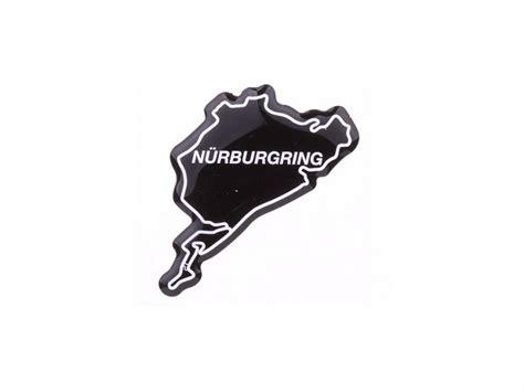 Nürburgring Aufkleber by N 252 Rburgring Aufkleber N 252 Rburgring 3d Aufkleber