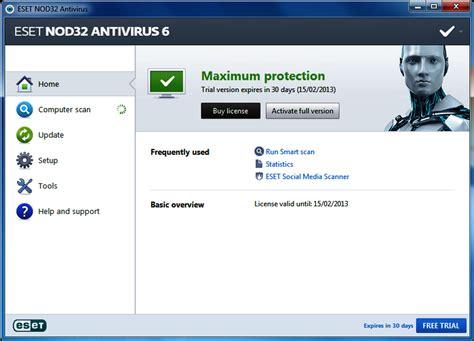 download eset nod32 full version kuyhaa eset nod32 antivirus 6 0 316 keygen crack para