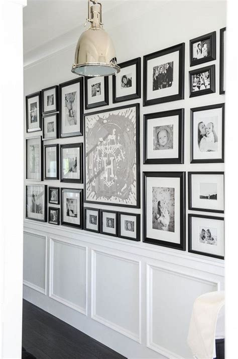 wall gallery ideas 25 best ideas about photo gallery walls on pinterest