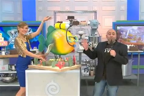 ace of cake ace of cakes duff goldman on the price is right eater