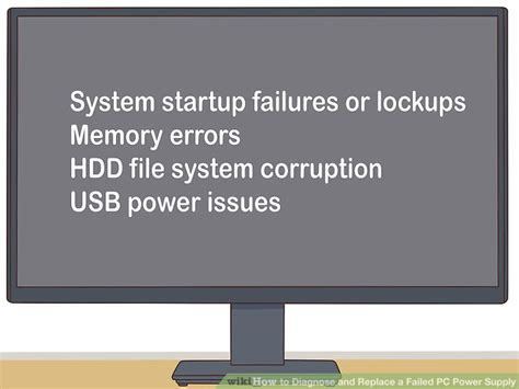 replace pc power supply fan 3 ways to diagnose and replace a failed pc power supply