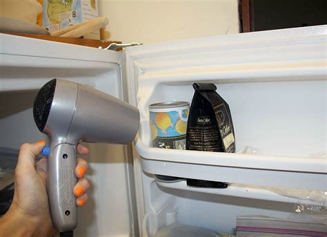 Frozen Hair Dryer 12 other ways to use your hair dryer bob vila